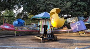 Visit Kiddieland, A Vintage Amusement Park In Texas, For A Day Of Nostalgic Family Fun