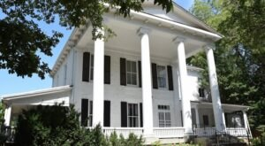 Tour A Village From The 1800s And Botanical Garden At This Historic Site In Kansas