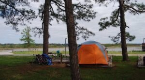 Meaher State Park Might Be Small But It Offers Some of Alabama's Coziest Campsites
