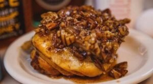 Devour The Best Homemade Sticky Buns At This Restaurant In Oklahoma