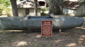 Moonshine Submarine In Mississippi Just Might Be The Strangest Tourist Trap Yet