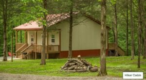 Willowbrook Cabins Near The Shawnee National Forest In Illinois Let You Glamp In Style