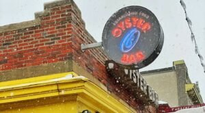 Providence Oyster Bar In Rhode Island Claims To Have The World's Best Seafood