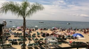 Hit The Sand, Listen To Live Music, And Enjoy A Beach Party In Connecticut At The Pavilion Beach Bar