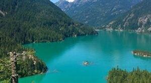 Discover A Pristine Paradise When You Visit Washington's Diablo Lake