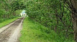 Hike Iowa's 512-Mile Bit Of The 6,800-Mile American Discovery Trail That Spans Coast To Coast