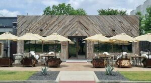 Pour Your Own Drink Samples At Roots, A Charming Wine Bar And Restaurant In Texas