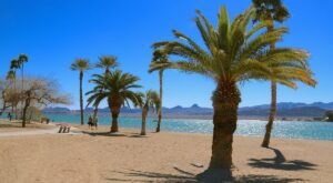 Rotary Community Park Is A Beachfront Attraction In Arizona You'll Want To Visit Over And Over Again