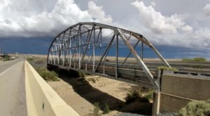 Walk Across This Historic 250-Foot Bridge In New Mexico That Was Once Part Of Route 66