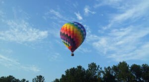 Explore Alabama From A Magical Bird's Eye View With Southern Balloon Journeys
