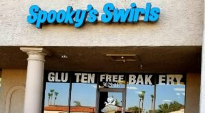 A Horror-Themed Bakery With Scary Good Treats, Spooky's Swirls In Arizona Is a Must-Visit