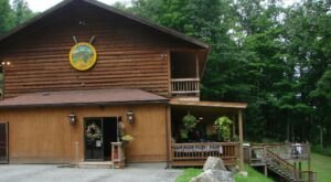 Treat Yourself To A Luxury Meal Surrounded By Natural Beauty At Forks In Elkins, West Virginia