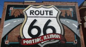 View Nostalgic Artifacts And Memorabilia At The Route 66 Association Of Illinois Museum
