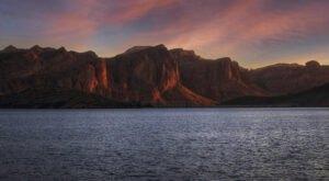 Discover A Pristine Paradise When You Visit Arizona's Saguaro Lake