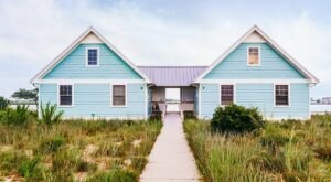 Stay In A Charming Delaware Cottage With Its Own Private Marina Access