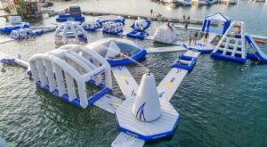 One Of Kansas's Coolest Aqua Parks, Splash Aqua Park Will Make You Feel Like A Kid Again