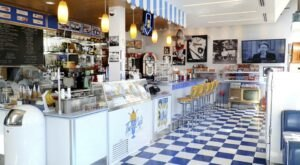 Take A Trip Back To The 1950s With A Visit To The Spark Café And Soda Fountain In Arkansas