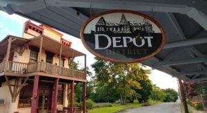 A Former Saloon, Phillips Grocery In Mississippi Is Now A Restaurant Known For Its Famous Burgers