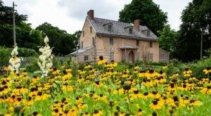 Meander Through The Charming Bartram's Garden In Pennsylvania, The Oldest Botanical Garden In The U.S.
