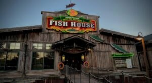 Dine Right On The Water At The Rustically Charming White River Fish House In Missouri