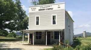 Stop By For Eats, Treats, And Antiques At This Historic Shop In Kentucky