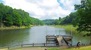 West Virginia's Best Kept Camping Secret Is This Waterfront Spot With More Than 85 Glorious Campsites