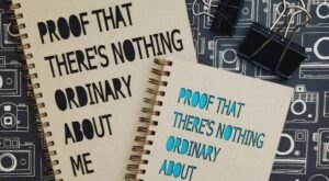 At Drama MaMa Bookshop In Maryland, Customized Notebooks Fuel Creativity And Self-Discovery