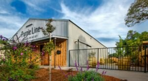 Purple Line Winery Is An Urban Winery In The Historic Town Of Oroville In Northern California