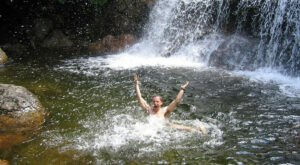 This 1.5-Mile Trail In New Hampshire Leads To A Waterfall And A Swimming Hole