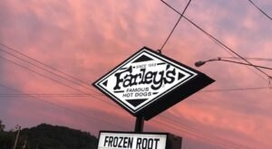 With Great Prices And Award-Winning Food, Farley's Famous Hot Dogs In West Virginia Is A Local Favorite
