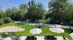 Telaya Wine Co. Is A Beautiful Urban Winery In Idaho That's Located Right On The Boise River