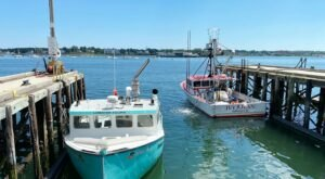 You Can Learn The Ropes Of A Maine Lobster Boat On This Unique Tour In Casco Bay