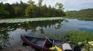 The Best Kayaking Lake In Arkansas Is One You May Never Have Heard Of