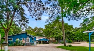 Louisiana's Best Kept Camping Secret Is This Waterfront Spot With More Than 100 Glorious Campsites