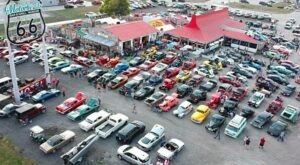 Both A Restaurant And Museum, Motorheads Is A One-Of-A-Kind Destination Along Illinois' Route 66