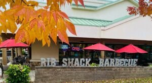 Rib Shack Barbecue Is A No-Frills BBQ Counter In Idaho That's Famous For Its Baby Back Ribs