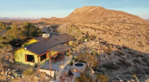 For Just $260 A Night, You Can Stay In An Architectural Wonder At Joshua Tree In Southern California