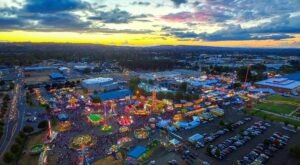 Plan A Day Out At The Oregon State Fair, The Largest And Oldest Heritage Festival In The State