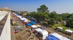 Don't Miss The Biggest Arts And Crafts Festival In Mississippi This Year, Prairie Arts Festival
