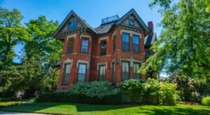 A Soothing Spa Getaway Awaits At Michigan's Historic Webster House Bed And Breakfast