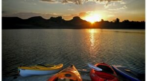 The Best Kayaking Lake In Colorado Is One You May Never Have Heard Of