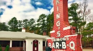 King's Barbecue Has Been Dishing Out Authentic Virginia Barbecue Since 1946