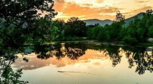 Cove Lake State Park Offers Some Of The Most Stunning Views In The State Of Tennessee
