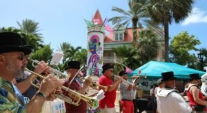 Don't Miss The Biggest Mardi Gras-Style Festival In Florida This Year, Fantasy Fest