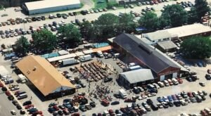 Shop Till You Drop At Spence's Bazaar, One Of The Largest Flea Markets In Delaware