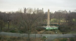 There's An Incredible Ancient Egyptian Obelisk In New York Few People Know About