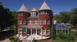 Spend The Night In A Museum When You Visit The Historic Dempsey Manor In Michigan
