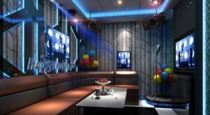 Sing Your Heart Out In A Private Karaoke Suite At Music Tunnel KTV Cafe In Northern California