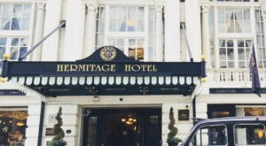 Experience High Tea With A Side Of History At The Hermitage Hotel's Suffrage Tea Series In Nashville