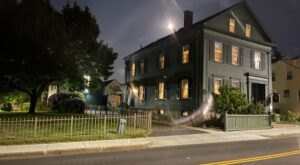 Stay At A B&B Where One Of The Most Famous Murders In Massachusetts Occurred
